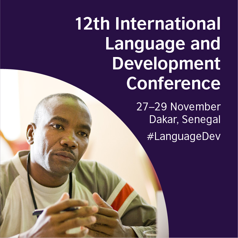 Language and Development Conference