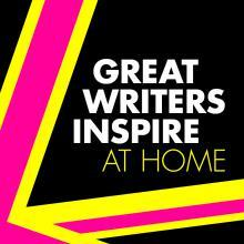 Great writers inspire at home logo