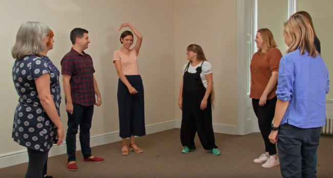 Teacher feedback: using drama activities in MFL lessons